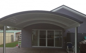 Patio Roof Styles