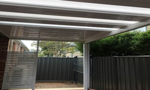 Protector Aluminum Screens